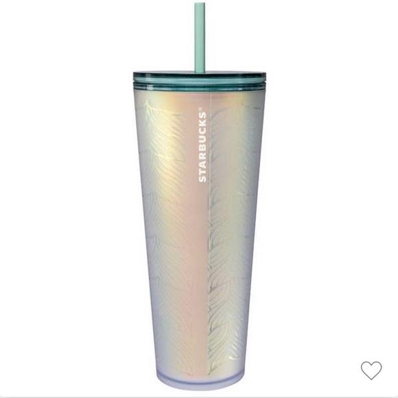Starbucks Iridescent Mermaid Undersea Tail Cup